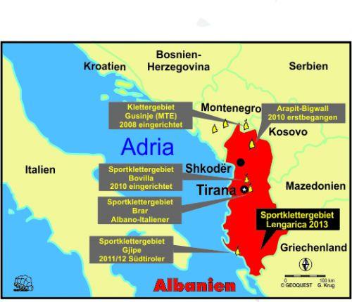 karte italien griechenland